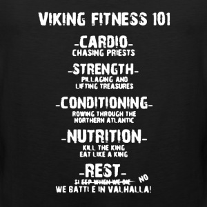 Viking Fitness 101 Shirt - Men's Premium Tank