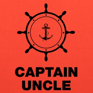 Captain Uncle T-Shirts - Tote Bag