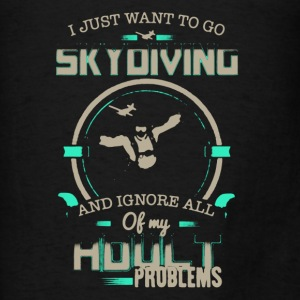 Skydiving Shirt - Men's T-Shirt