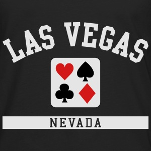 Las Vegas Hoodie - Men's Premium Long Sleeve T-Shirt