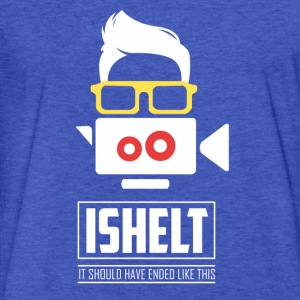 ISHELT Sweatshirts - Fitted Cotton/Poly T-Shirt by Next Level