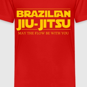 BJJ Star Wars Brazilian Jiu-Jitsu T-shirt Kids' Shirts - Toddler Premium T-Shirt