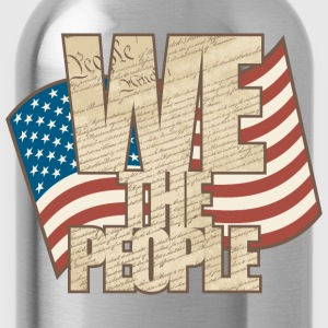 WE THE PEOPLE - Water Bottle
