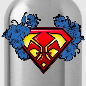 supergirl - Water Bottle