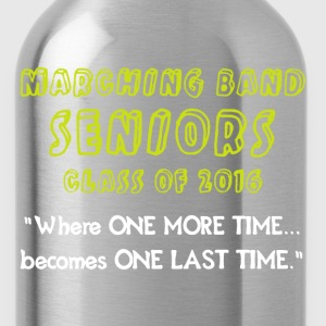 Marching Band Seniors - Water Bottle