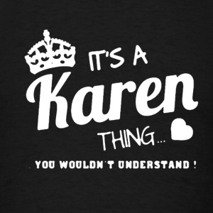 Karen Shirt - Men's T-Shirt