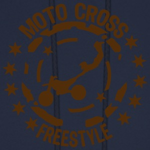 freestyle motocross motorcycle 21 1 wing Long Sleeve Shirts - Men's Hoodie