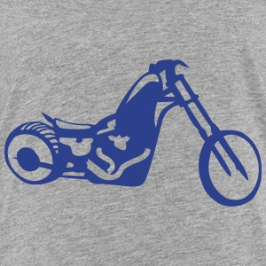 vintage motorcycle 1306_2 Kids' Shirts - Toddler Premium T-Shirt