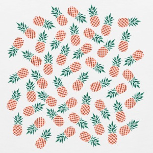 Pineapple Pattern Phone & Tablet Cases - Men's Premium Tank
