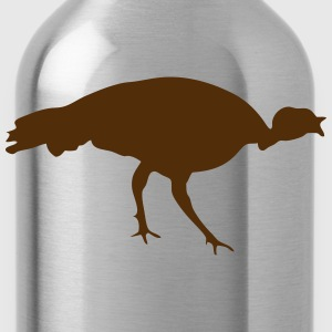 farm animal turkey 1305 T-Shirts - Water Bottle