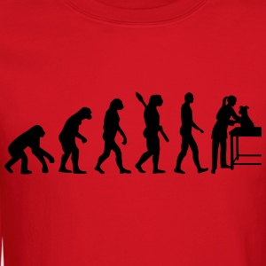 Evolution veterinarian Kids' Shirts - Crewneck Sweatshirt