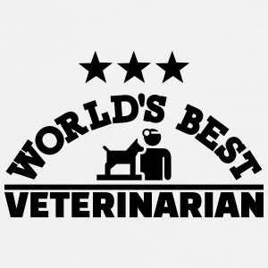Best veterinarian Mugs & Drinkware - Men's Premium T-Shirt