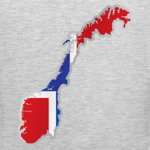 National territory and flag Norway T-Shirts - Men's Premium Tank