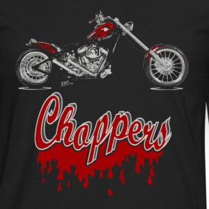 Only Choppers - Men's Premium Long Sleeve T-Shirt