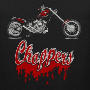 Only Choppers - Men's Premium Tank