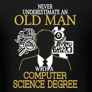 Computer Science Shirt - Men's T-Shirt