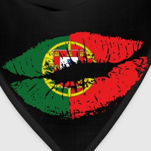 Mouth Portugal Women's T-Shirts - Bandana