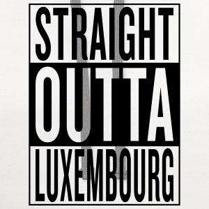 Luxembourg T-Shirts - Contrast Hoodie