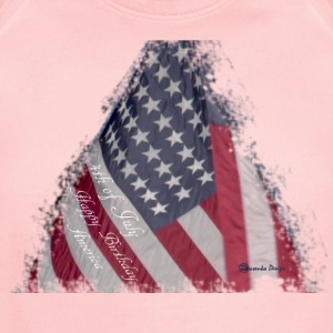 4th of July Independence Day Kids' Shirts - Short Sleeve Baby Bodysuit
