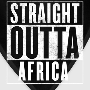 STRAIGHT OUTTA AFRICA Women's T-Shirts - Bandana