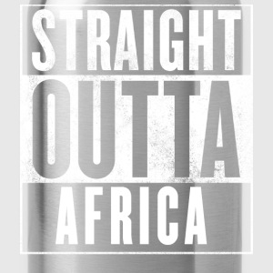 STRAIGHT OUTTA AFRICA Women's T-Shirts - Water Bottle