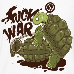 FUCK WAR T-Shirts - Men's Premium Long Sleeve T-Shirt