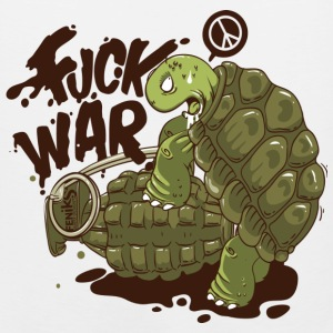 FUCK WAR Baby & Toddler Shirts - Men's Premium Tank