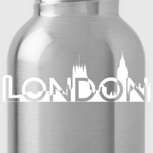 London silhouette Women's T-Shirts - Water Bottle