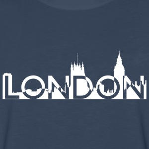 London silhouette Women's T-Shirts - Men's Premium Long Sleeve T-Shirt