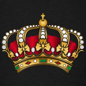Crown Caps - Men's T-Shirt