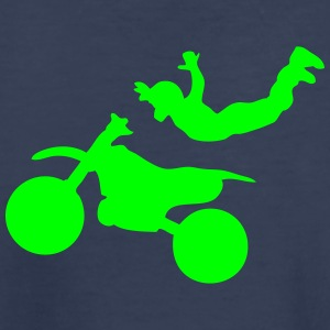 motorcycle cross freestyle moto 16 Kids' Shirts - Toddler Premium T-Shirt