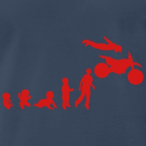 evolution 12 freestyle motocross Tanks - Men's Premium T-Shirt