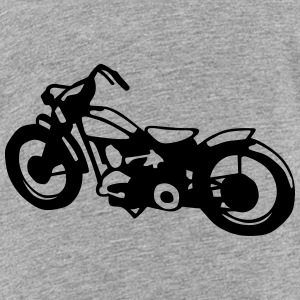 bike vintage old 1206 Kids' Shirts - Toddler Premium T-Shirt