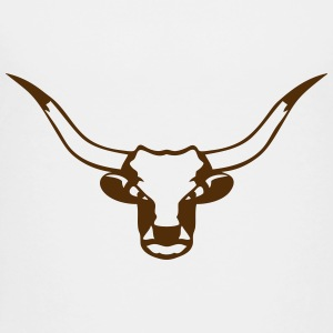 bull wild animal fierce 12023 Kids' Shirts - Toddler Premium T-Shirt