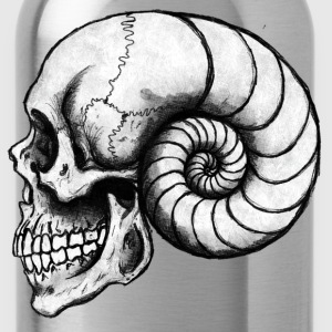 Nautilus Skull - Water Bottle