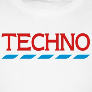 Techno Tesco Sportswear - Men's T-Shirt