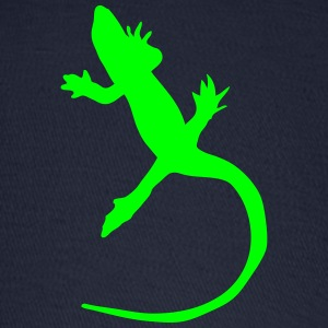 animal lizard silhouette 1 Women's T-Shirts - Baseball Cap