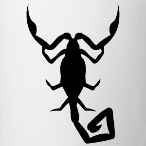 11123 insect scorpion Tanks - Coffee/Tea Mug