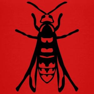 european hornet fly insect 1112 Kids' Shirts - Toddler Premium T-Shirt
