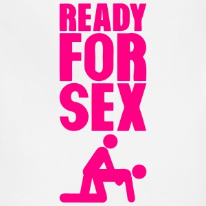 ready for sex doggy position Tanks - Adjustable Apron
