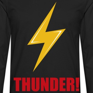 VK Thunder! T-Shirts - Men's Premium Long Sleeve T-Shirt