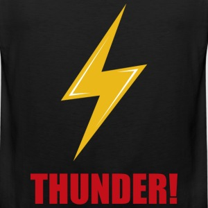 VK Thunder! T-Shirts - Men's Premium Tank
