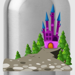 Cartoon fairytale image T-Shirts - Water Bottle