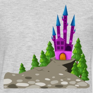 Cartoon fairytale image T-Shirts - Men's Premium Long Sleeve T-Shirt