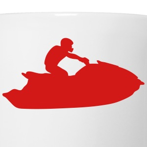 jet ski freestyle 4 T-Shirts - Coffee/Tea Mug