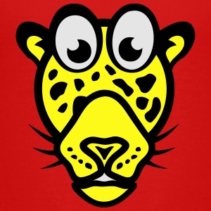 leopards funny character cartoon animals Kids' Shirts - Toddler Premium T-Shirt