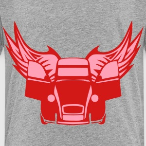 dodoche wing 2 car Kids' Shirts - Toddler Premium T-Shirt