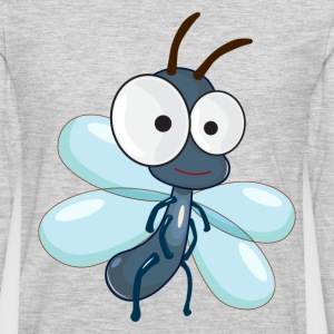 Googly eyed insect T-Shirts - Men's Premium Long Sleeve T-Shirt