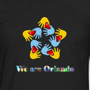 We Are Orlando T-Shirts - Men's Premium Long Sleeve T-Shirt