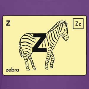 SenseAble zebra - Toddler Premium T-Shirt